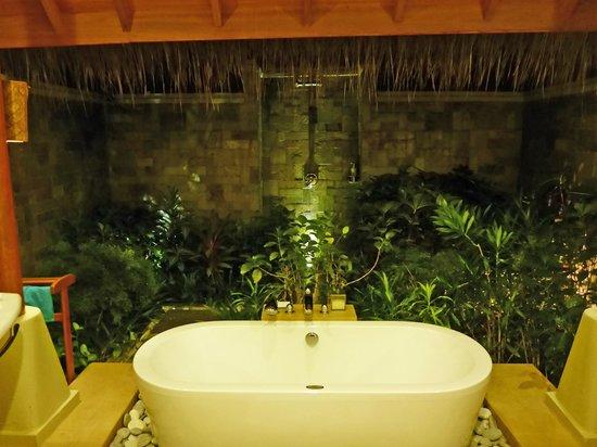Baros Maldives: baño