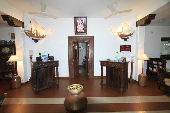 Mavalli India  city photos gallery : ... Picture of Mavalli Beach Heritage Home, Murudeshwara TripAdvisor