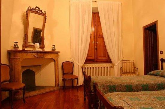 Istituto Suore S. Giovanni Battista - Villa Merlo Bianco : Camera