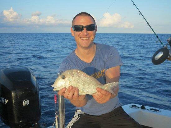 Madatet Fishing: Matthieu