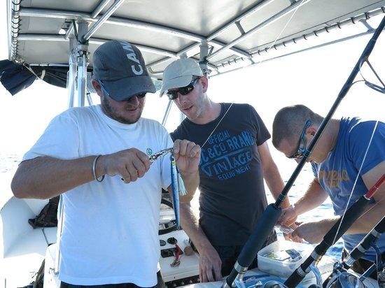 Madatet Fishing: Le temps d'une leçon