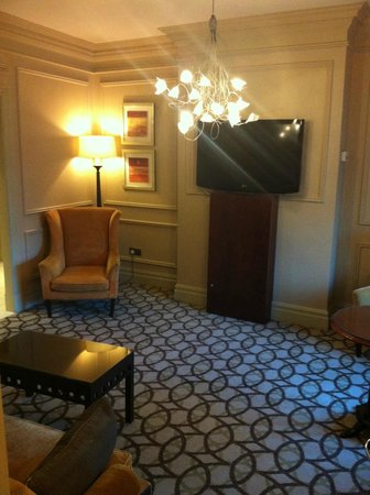 The Waldorf Hilton London : Suite
