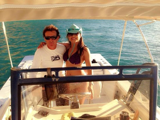Keloa Charter Private Boat Trip: With Jean Marc