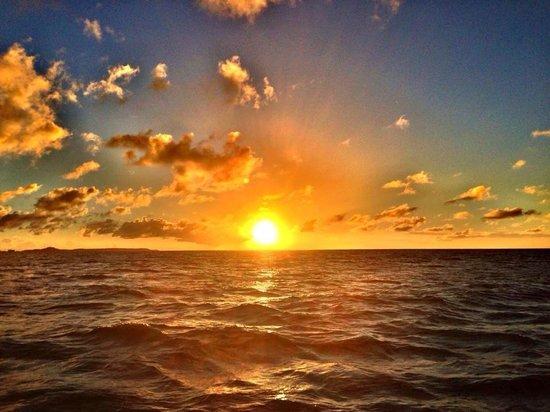 Keloa Charter Private Boat Trip: Sunset