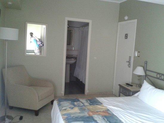 Uthgra Mar Del Plata, Hotel Presidente Peron: Habitación superior