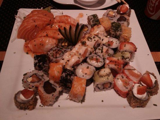 Photo of Japanese Restaurant Sushisan at Alameda Dos Oceanos, 4.43.01r, Lisbon District, Portugal