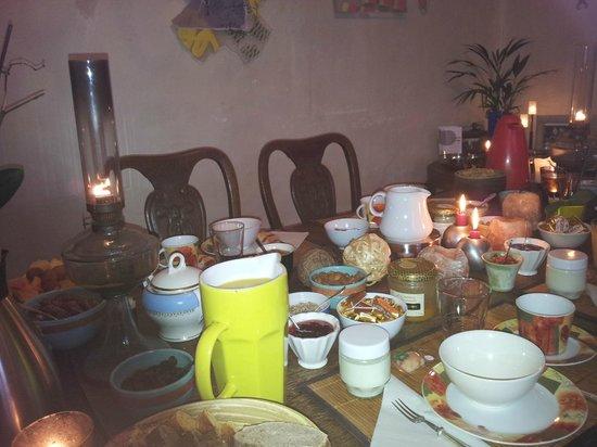 La Vieille Maison: Le petit déjeuner