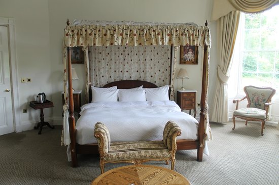 Best Western Beamish Hall Country House Hotel: Premier 4 poster