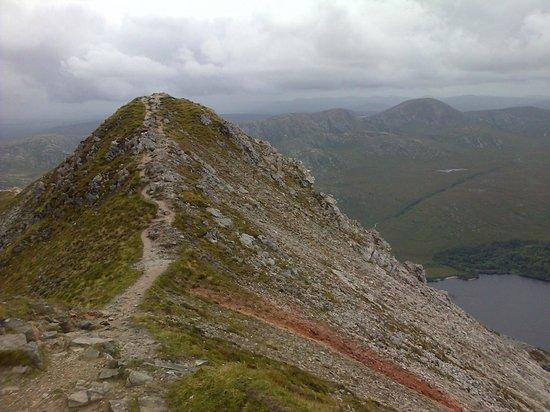 Mount Errigal : one mans pass