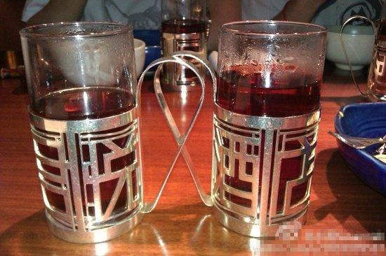 Beijing Kitchen At Grand Hyatt Macau: 滿堂彩的茶杯