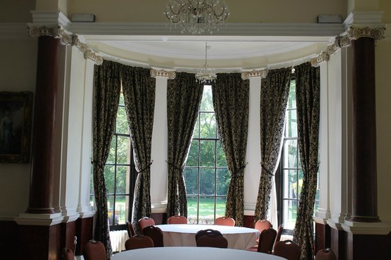 Best Western Beamish Hall Country House Hotel: Monboucher