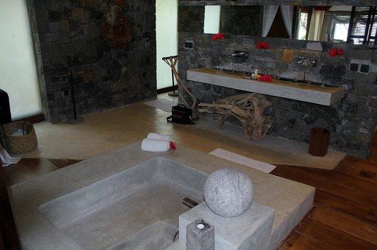 Princesse Bora Lodge & Spa: Intérieur Bungalow
