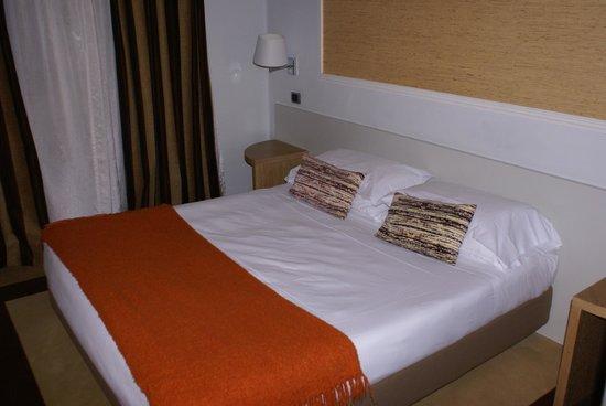 Hotel San Marco & Formula Club : Letto
