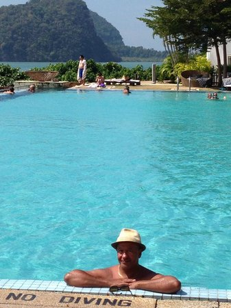 The Westin Langkawi Resort & Spa: Beautiful Infinity Pool