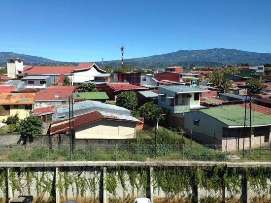 Courtyard San Jose Airport Alajuela: Vista