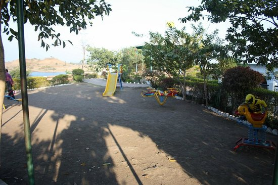 Maikal Resort: kids area