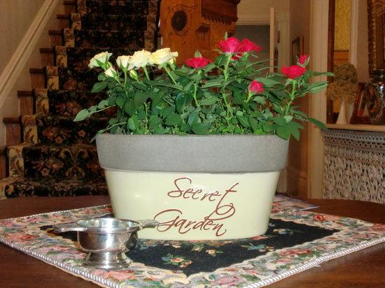 Secret Garden Bed & Breakfast Inn: A gift to the Inn!