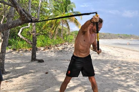 Nick Holt Fitness: TRX with THE NICK HOLT