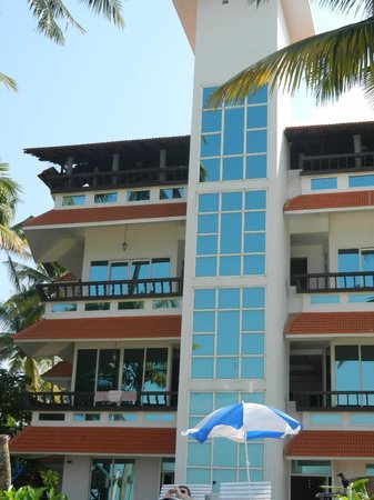 Palm Beach Resort: Palm Beach Hotel