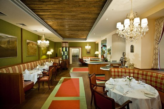 Parkhotel Graz: Restaurant Florian