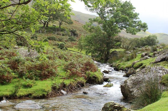 Buttermere: Amazing River