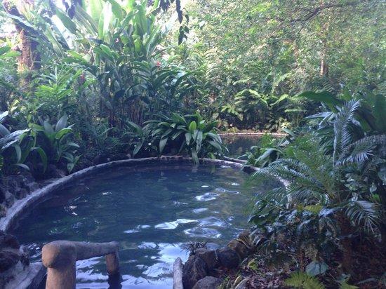 """Hotel Montaña de Fuego Resort & Spa: Aguas de mentira """"en ambiente natural"""""""