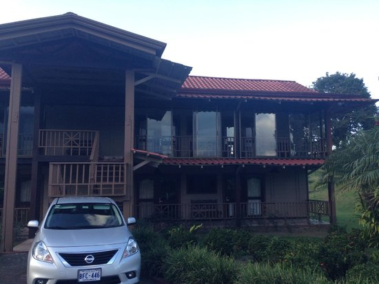 Hotel Montaña de Fuego Resort & Spa: Complejo viejo