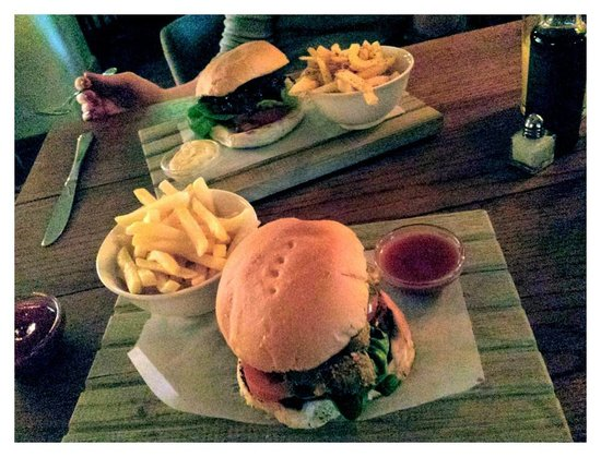 The Farmers Arms: Lunch Club, FLT and BBQ pork sandwiches.