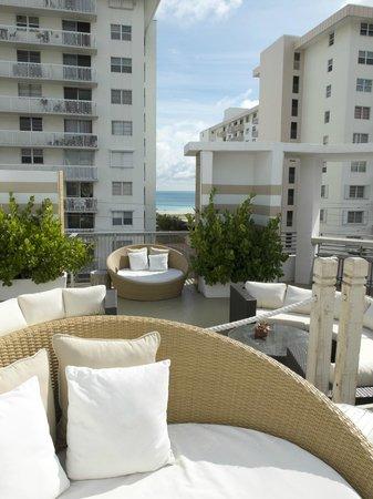 Sense Beach House: Pool on 4th floor