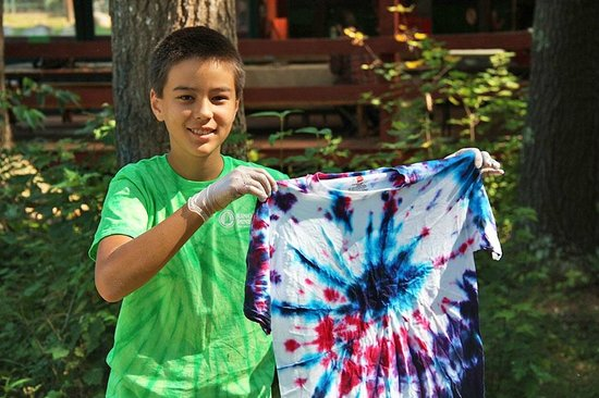 Kingsley Pines Family Camp: Art Project