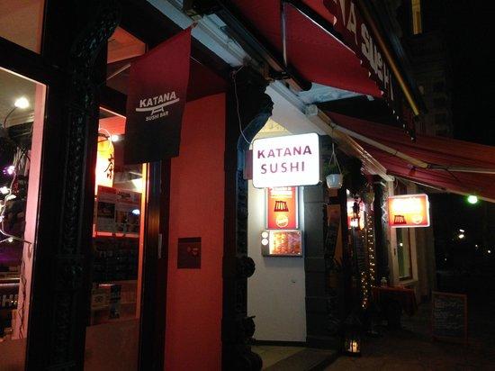 Katana Sushi: Entrée