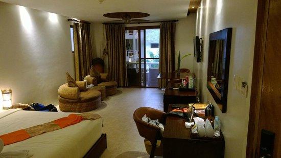 Ambassador in Paradise Resort: Номер