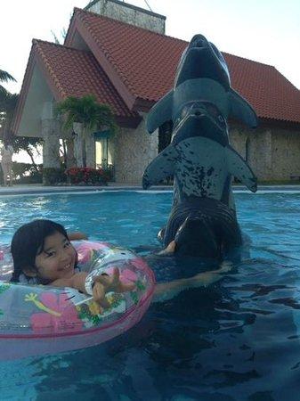 Grandvrio Resort Saipan : pool