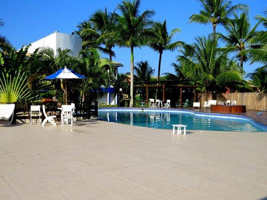 Sued's Plaza Hotel: Bem cuidada.