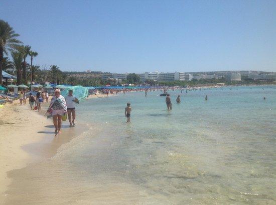 Limanaki beach