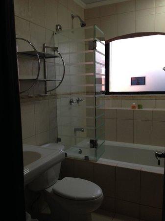 Apartamentos Casas del Toro: Baño