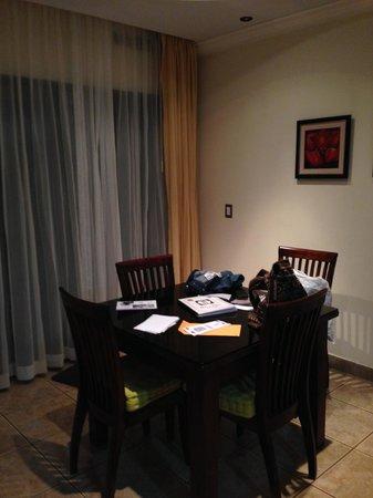 Casas del Toro Apartments: Comedor