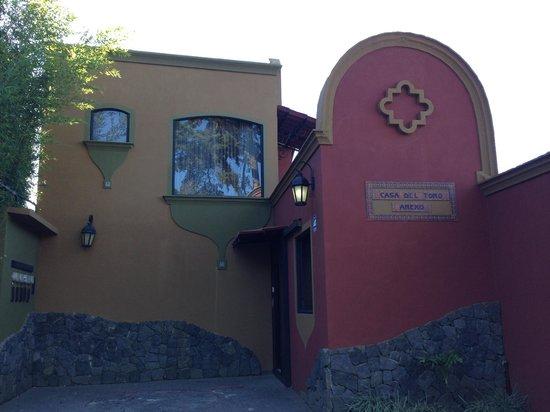 Casas del Toro Apartments: Entrada