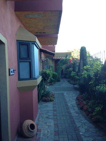 Casas del Toro Apartments: Pasadiso