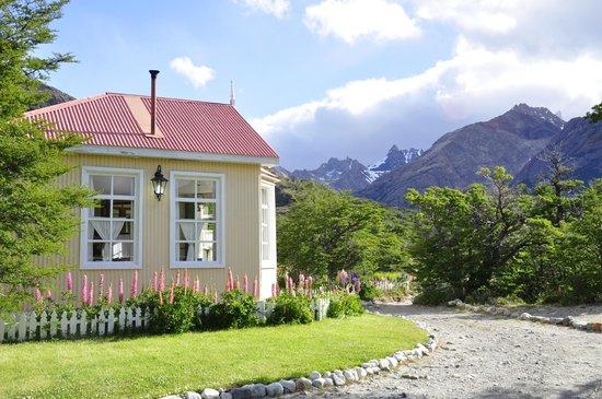 Hosteria El Pilar: remote setting