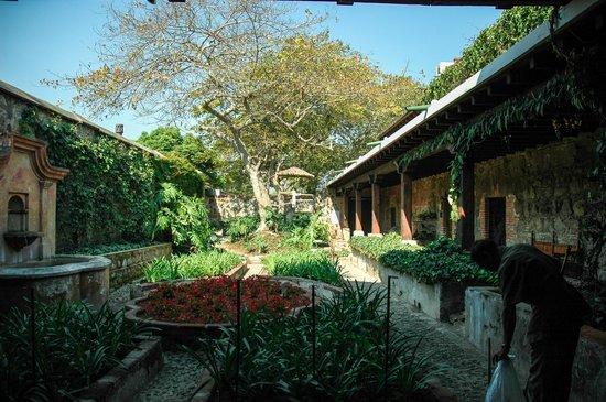 Casa Santo Domingo: Gardens