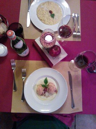Cum Quibus: Risotto San Gimignano + Surprise from the Chief
