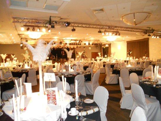 Holiday Inn Peterborough West: Function Room