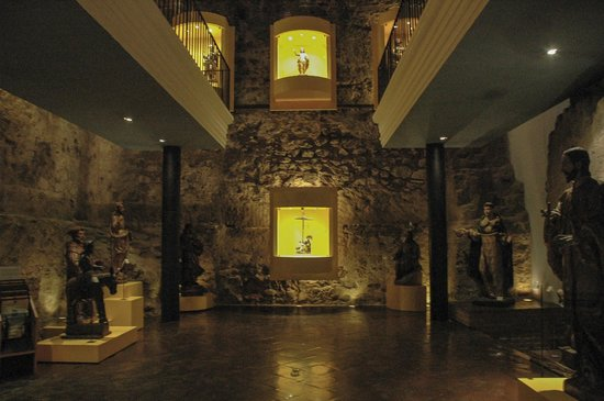 Hotel Museo Spa Casa Santo Domingo: The Hotel Museum.