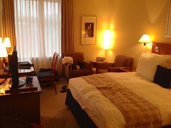 Radisson Blu Ridzene Hotel : номер