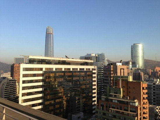 Versalles Suites: another view from the roof