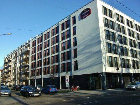 Residence Inn München City Ost: Наша гостиница