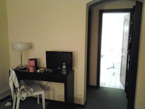 Hotel Majuscule: Chambre