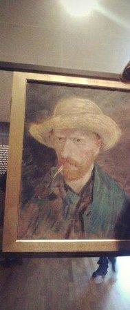 Van-Gogh-Museum: self portrait