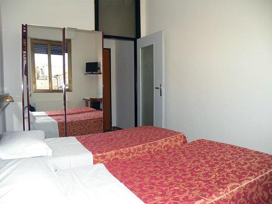 Hotel Virgilio: camera doppia